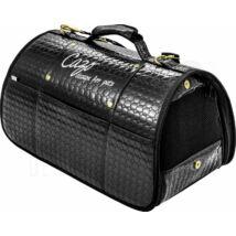 Black Diamond kutyahordozó táska