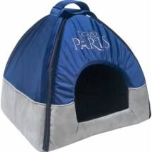 Paris Navy Blue kutyaház