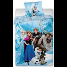 Disney Jégvarázs gyerek ágyneműhuzat 140×200 cm, 70×90 cm