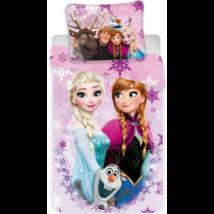 Disney Jégvarázs Elsa Gyerek ágyneműhuzat 100×135 cm, 40×60 cm Frozen