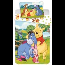 Disney Micimackó Gyerek ágyneműhuzat 100×135 cm, 40×60 cm