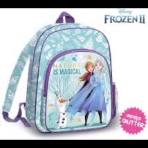 Disney Jégvarázs Elsa gyerek Iskolatáska, táska 42 cm Frozen