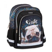 STARPAK CUTIES kutyás gyermek hátizsák, iskolatáska