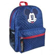 Disney Mickey egér kék divattáska, gyerek táska 40 cm