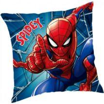 Pókember párna, gyerek díszpárna 40*40 cm Spiderman