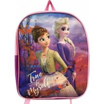 Disney Jégvarázs Hátizsák, gyerek táska 29cm, Elsa, Frozen,
