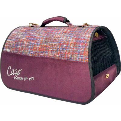 Impresja purple kutyahordozó táska