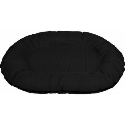 Oval kutyafekhely fekete