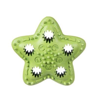 Star fogtisztító jutalomfalat tartó M zöld