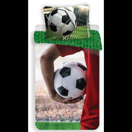 Gyerek ágyneműhuzat focis