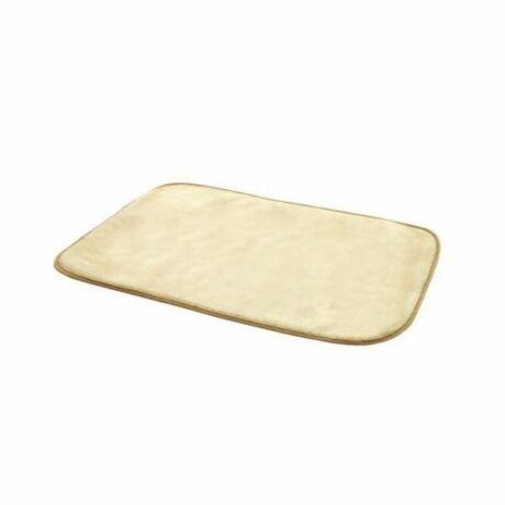 Karlie kutyafekhely gyapjú takaró, légáteresztő pléd 130*150cm bézs