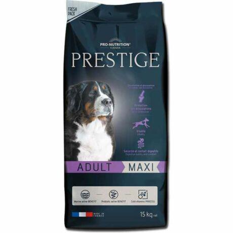 Prestige Adult Maxi kutyaeledel száraztáp15kg