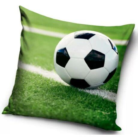 Focis gyerek párna, díszpárna 40*40 cm Football