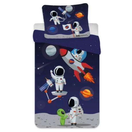 Űrhajós Gyerek ágyneműhuzat 100×135 cm, 40×60 cm Astronaut