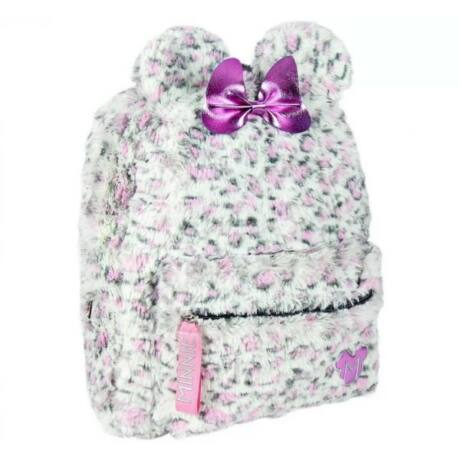 Disney Minnie 3D divattáska, tini, gyerek lány táska plüss 33 cm