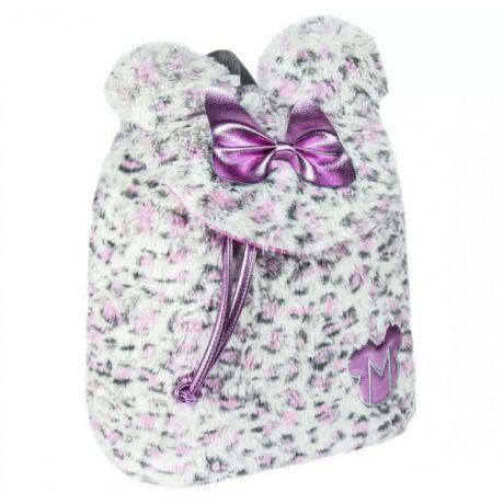 Disney Minnie 3D divattáska, tini, gyerek, lány táska plüss 25 cm