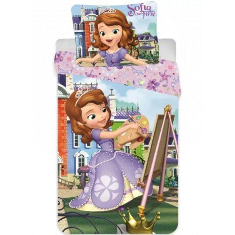 Disney Szófia Gyerek ágyneműhuzat 90×140cm, 40×55 cm