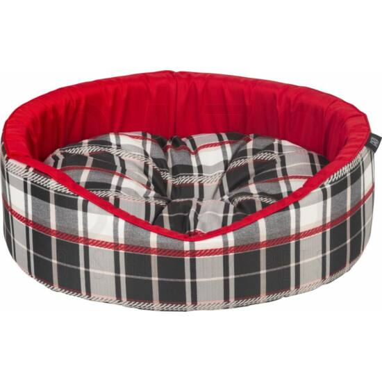 Scotland Line Foam red kutyaágy